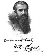 William Kingdon Clifford Quotes